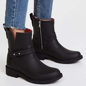 RAG AND BONE MOTO BOOTS SIZE 7